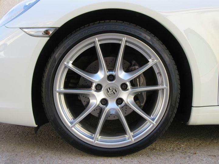 Porsche 911 991 CARRERA 3.4L 350CH PDK BLANC Occasion - 16