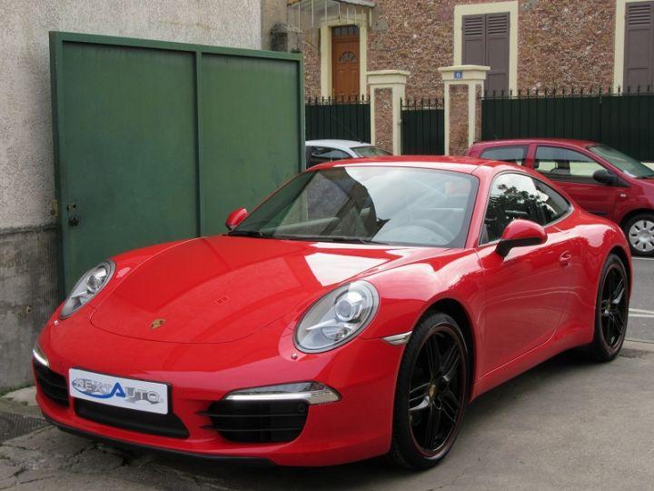 Porsche 911 991 CARRERA 350CH PDK ROUGE Occasion - 1