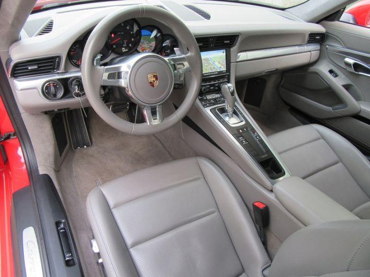 Porsche 911 991 CARRERA 350CH PDK ROUGE Occasion - 2