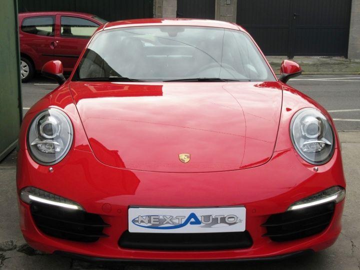 Porsche 911 991 CARRERA 350CH PDK ROUGE Occasion - 6
