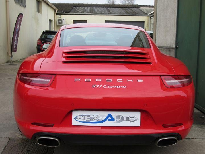 Porsche 911 991 CARRERA 350CH PDK ROUGE Occasion - 7