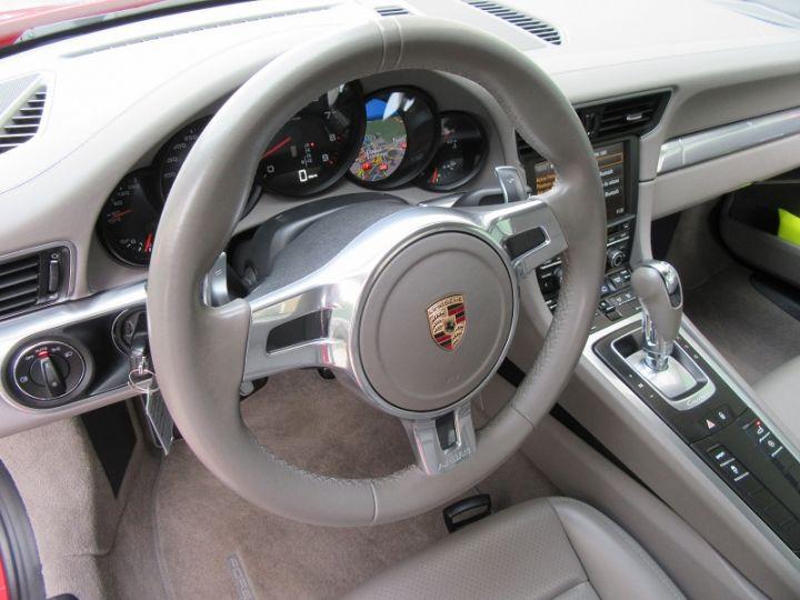 Porsche 911 991 CARRERA 350CH PDK ROUGE Occasion - 16