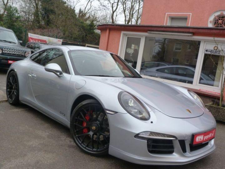 Porsche 911 991 CARRERA GTS PDK GRIS Occasion - 2
