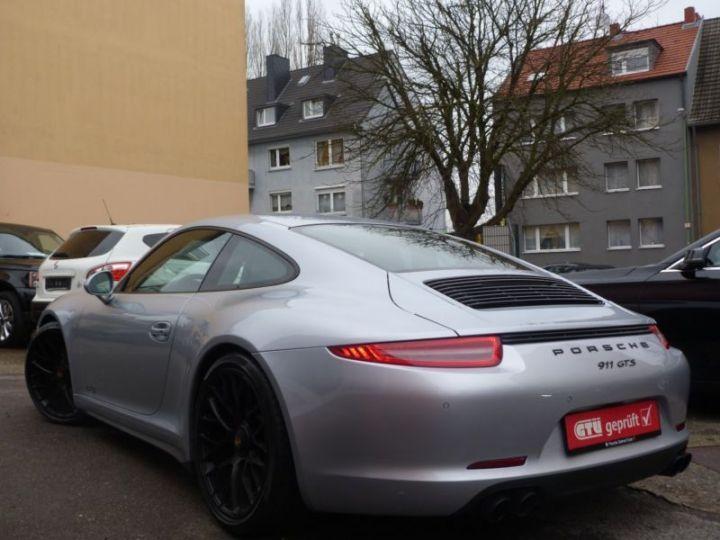 Porsche 911 991 CARRERA GTS PDK GRIS Occasion - 4