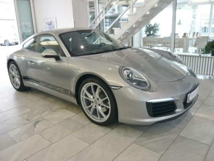 Porsche 911 # 991 Carrera # Inclus Carte Grise, malus écologique et livraison à votre domicile # Argenté Peinture métallisée - 1