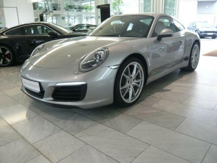 Porsche 911 # 991 Carrera # Inclus Carte Grise, malus écologique et livraison à votre domicile # Argenté Peinture métallisée - 2