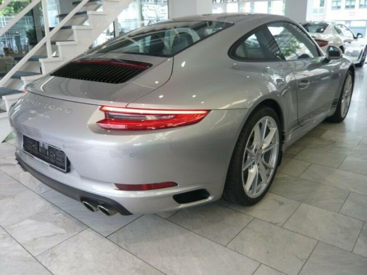 Porsche 911 # 991 Carrera # Inclus Carte Grise, malus écologique et livraison à votre domicile # Argenté Peinture métallisée - 4