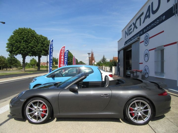 Porsche 911 991 CARRERA S 400CH PDK GRIS FONCE Occasion - 5
