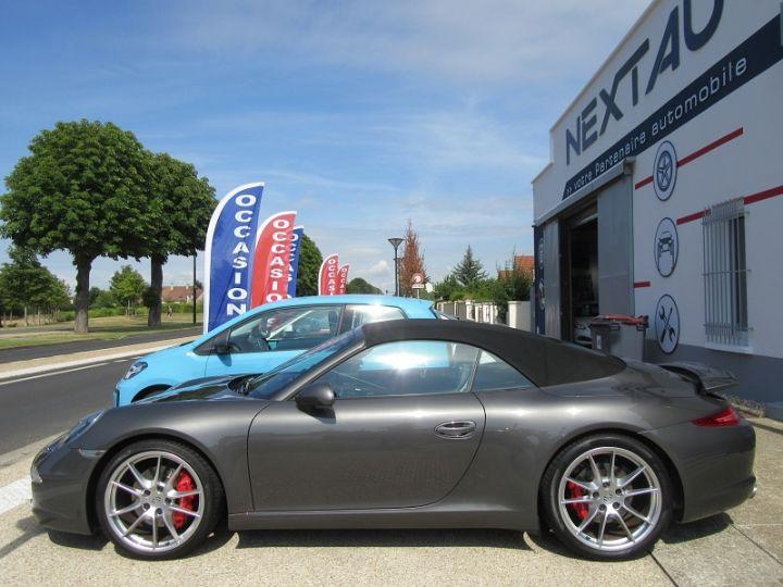 Porsche 911 991 CARRERA S 400CH PDK GRIS FONCE Occasion - 6