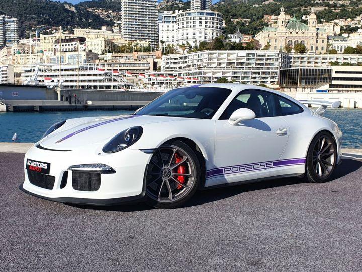 Porsche 911 991 GT3 476 CV PDK CLUBSPORT Blanc Occasion - 4