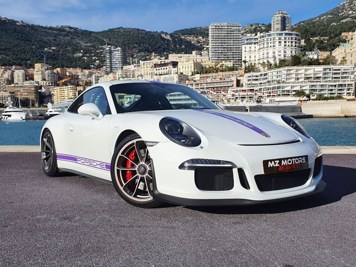 Porsche 911 991 GT3 476 CV PDK CLUBSPORT Blanc Occasion - 6