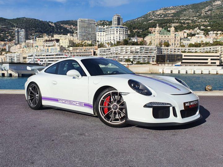 Porsche 911 991 GT3 476 CV PDK CLUBSPORT Blanc Occasion - 7