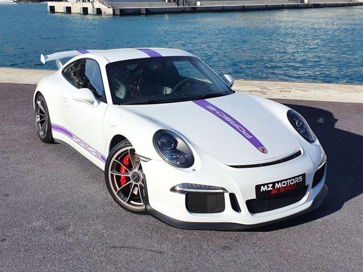 Porsche 911 991 GT3 476 CV PDK CLUBSPORT Blanc Occasion - 9