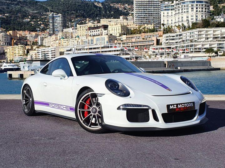 Porsche 911 991 GT3 476 CV PDK CLUBSPORT Blanc Occasion - 10