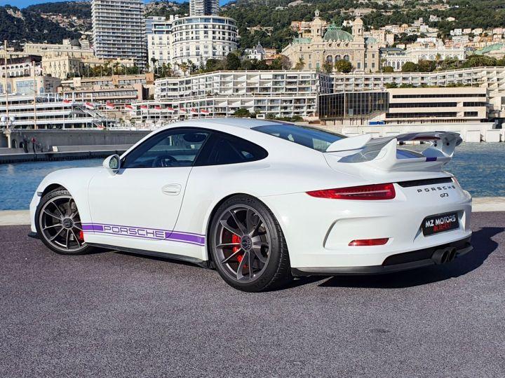 Porsche 911 991 GT3 476 CV PDK CLUBSPORT Blanc Occasion - 15