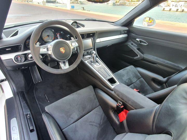 Porsche 911 991 GT3 476 CV PDK CLUBSPORT Blanc Occasion - 20