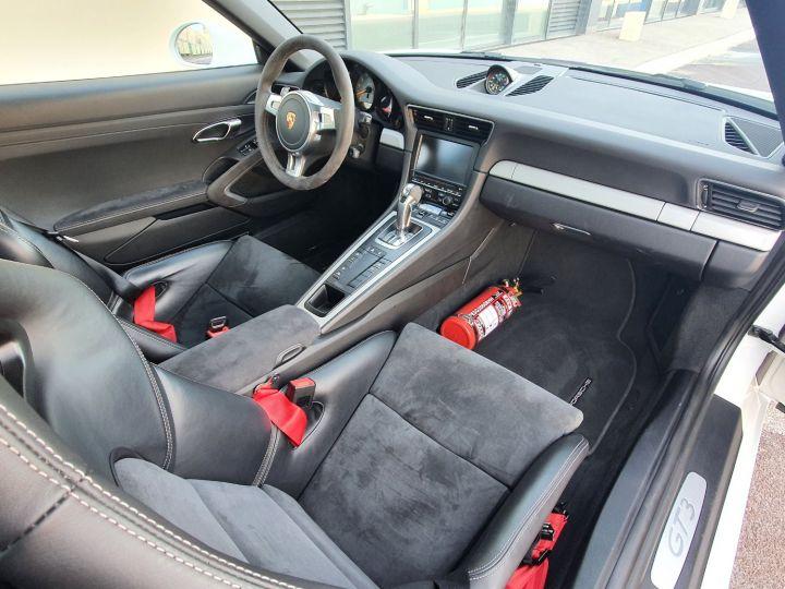 Porsche 911 991 GT3 476 CV PDK CLUBSPORT Blanc Occasion - 21
