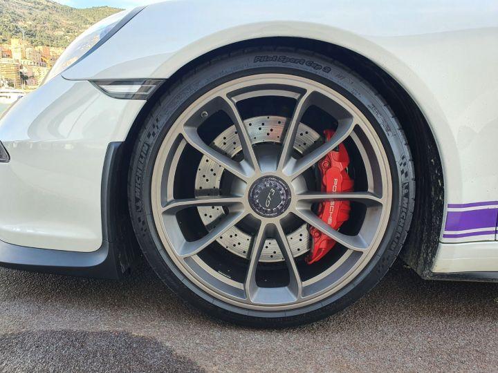 Porsche 911 991 GT3 476 CV PDK CLUBSPORT Blanc Occasion - 18