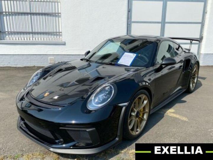 Porsche 911 991 GT3 RS  NOIR PEINTURE METALISE  Occasion - 1