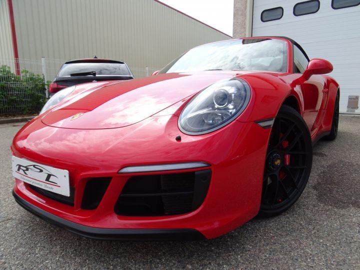 Porsche 911 991 GTS MK2 450PS 3.0L FULL Options  rouge carmin - 1