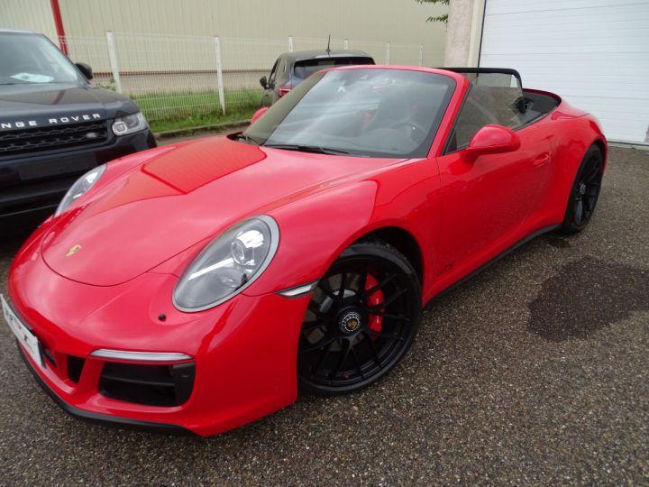 Porsche 911 991 GTS MK2 450PS 3.0L FULL Options  rouge carmin - 3