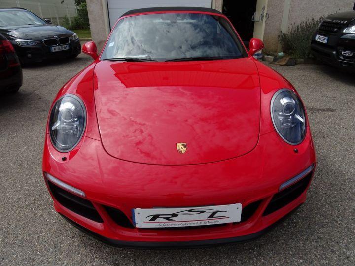 Porsche 911 991 GTS MK2 450PS 3.0L FULL Options  rouge carmin - 4