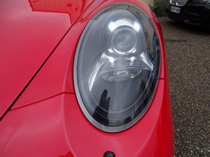 Porsche 911 991 GTS MK2 450PS 3.0L FULL Options  rouge carmin - 21