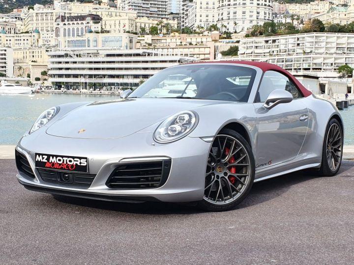 Porsche 911 991 II CABRIOLET 3.0 420 CARRERA 4S PDK Argent GT Vendu - 2