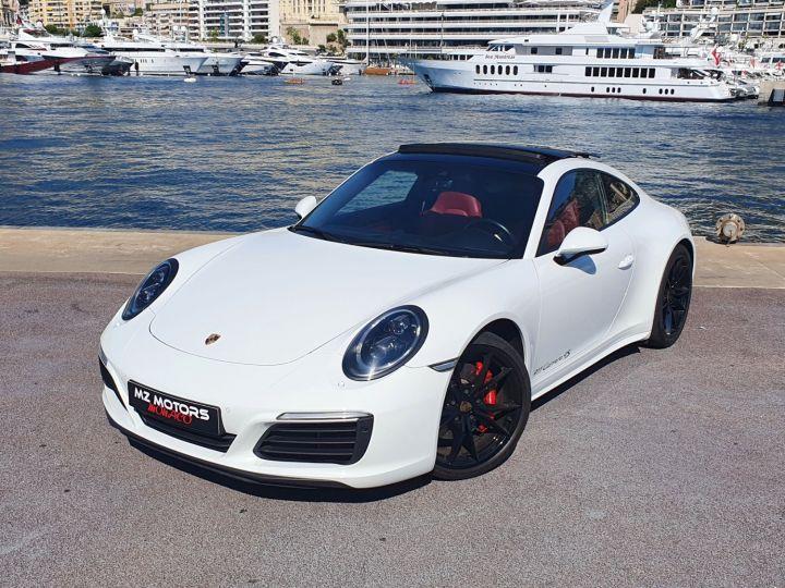 Porsche 911 991 II CARRERA 4S COUPE 3.0 420 CV PDK Blanc Vendu - 3