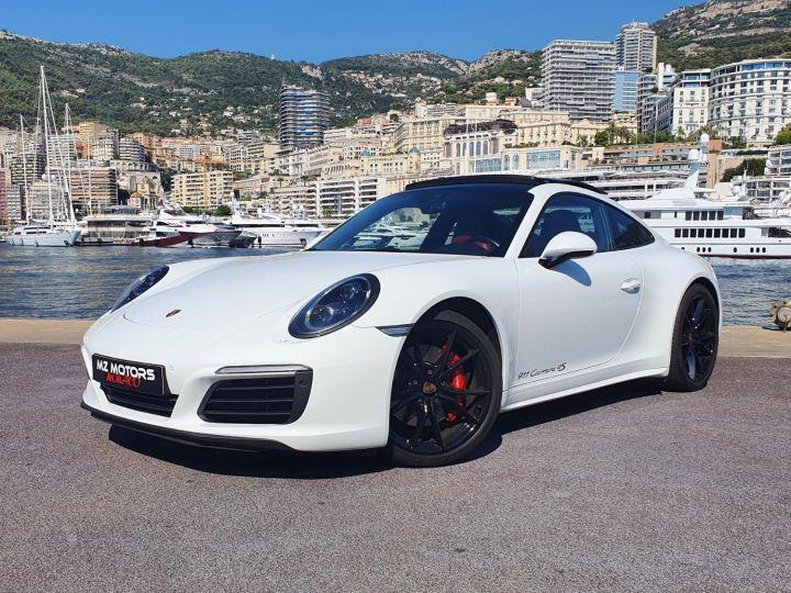 Porsche 911 991 II CARRERA 4S COUPE 3.0 420 CV PDK Blanc Vendu - 1