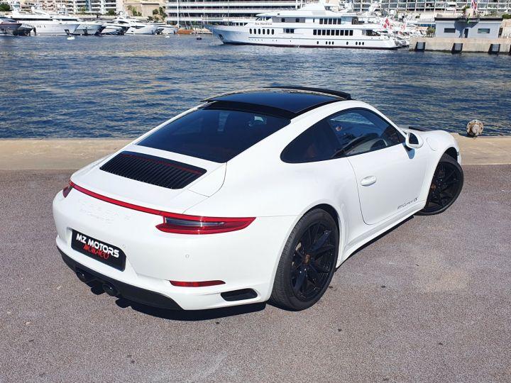 Porsche 911 991 II CARRERA 4S COUPE 3.0 420 CV PDK Blanc Vendu - 9