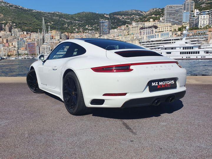 Porsche 911 991 II CARRERA 4S COUPE 3.0 420 CV PDK Blanc Vendu - 10