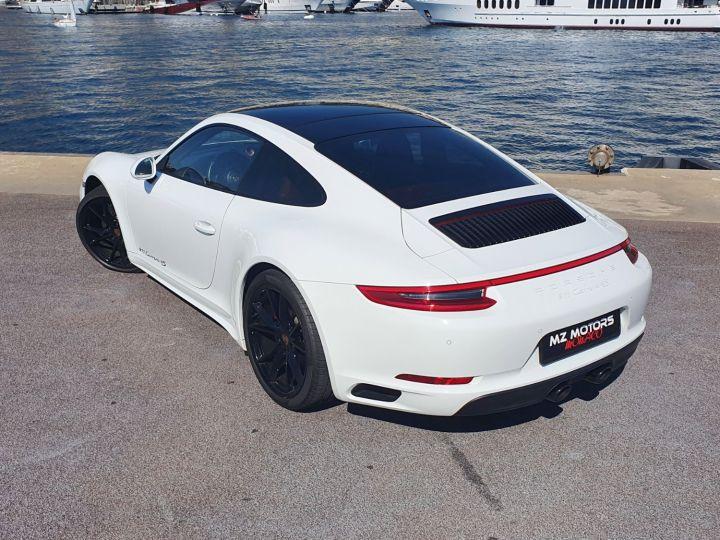 Porsche 911 991 II CARRERA 4S COUPE 3.0 420 CV PDK Blanc Vendu - 11