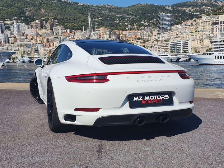 Porsche 911 991 II CARRERA 4S COUPE 3.0 420 CV PDK Blanc Vendu - 12