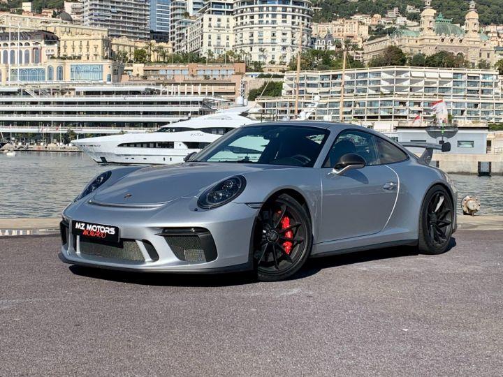 Porsche 911 991 II GT3 500 CV PDK Argent Rhodium Occasion - 1