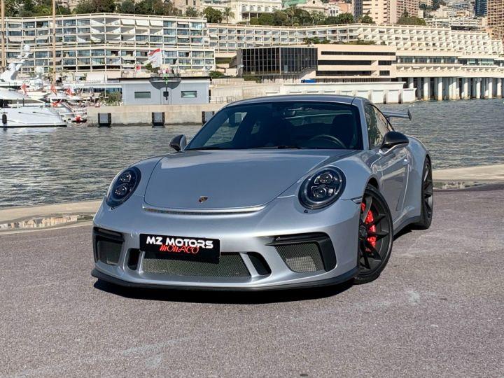 Porsche 911 991 II GT3 500 CV PDK Argent Rhodium Occasion - 2