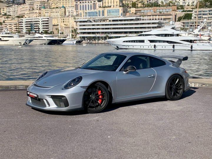 Porsche 911 991 II GT3 500 CV PDK Argent Rhodium Occasion - 3