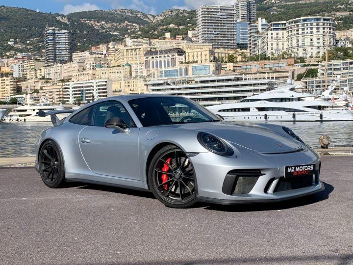 Porsche 911 991 II GT3 500 CV PDK Argent Rhodium Occasion - 4