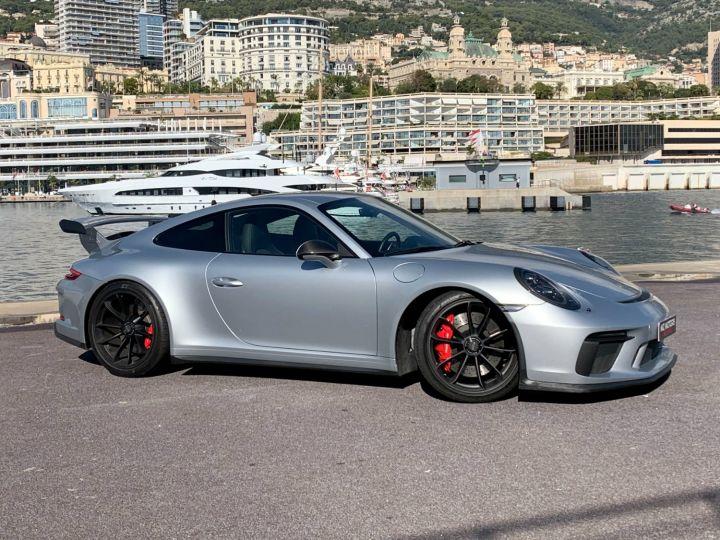 Porsche 911 991 II GT3 500 CV PDK Argent Rhodium Occasion - 5