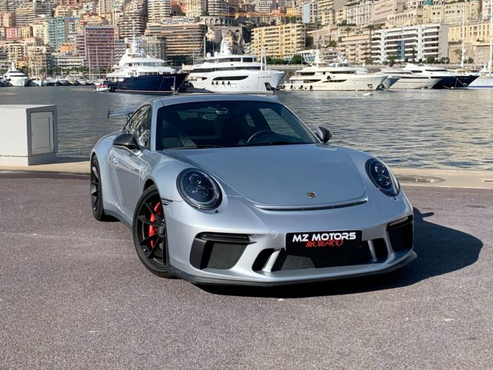 Porsche 911 991 II GT3 500 CV PDK Argent Rhodium Occasion - 7