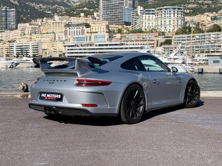 Porsche 911 991 II GT3 500 CV PDK Argent Rhodium Occasion - 8