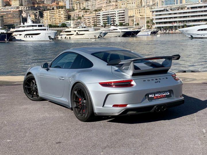 Porsche 911 991 II GT3 500 CV PDK Argent Rhodium Occasion - 13