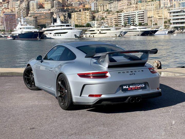 Porsche 911 991 II GT3 500 CV PDK Argent Rhodium Occasion - 14