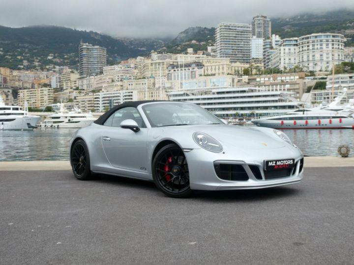 Porsche 911 991 II GTS CABRIOLET 3.0 450 CV PDK Argent Occasion - 5