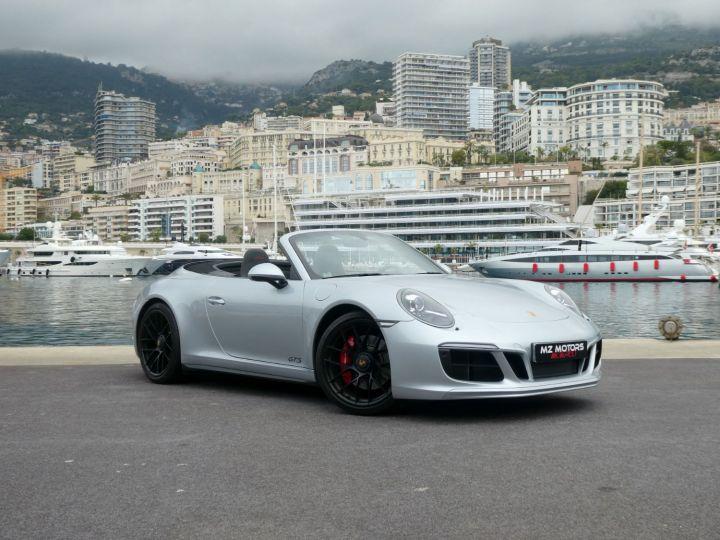 Porsche 911 991 II GTS CABRIOLET 3.0 450 CV PDK Argent Occasion - 6