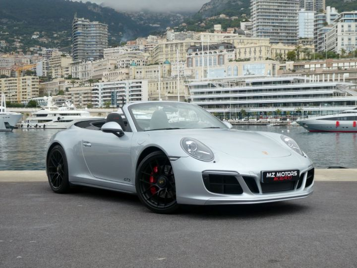 Porsche 911 991 II GTS CABRIOLET 3.0 450 CV PDK Argent Occasion - 7