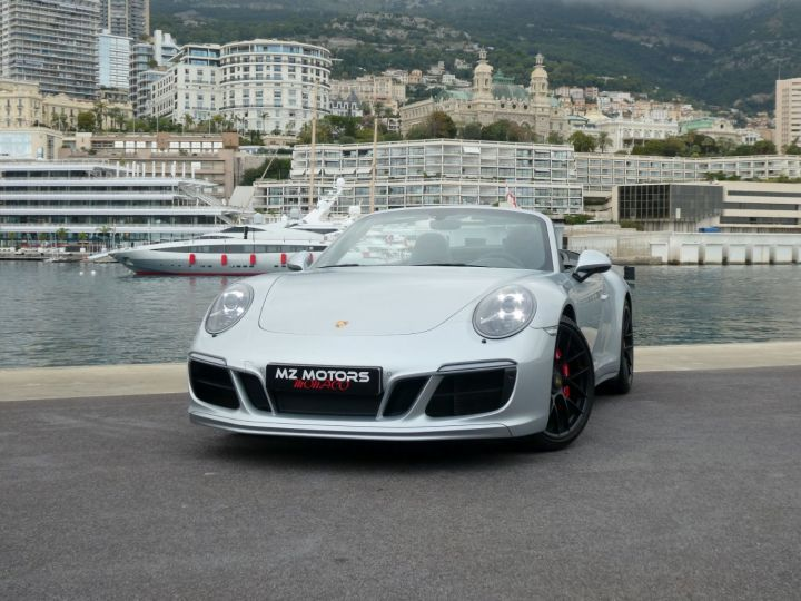Porsche 911 991 II GTS CABRIOLET 3.0 450 CV PDK Argent Occasion - 3