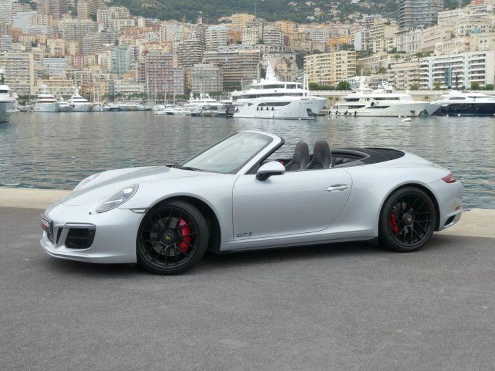 Porsche 911 991 II GTS CABRIOLET 3.0 450 CV PDK Argent Occasion - 4