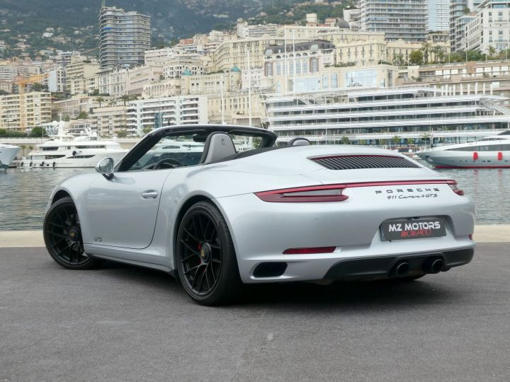 Porsche 911 991 II GTS CABRIOLET 3.0 450 CV PDK Argent Occasion - 9