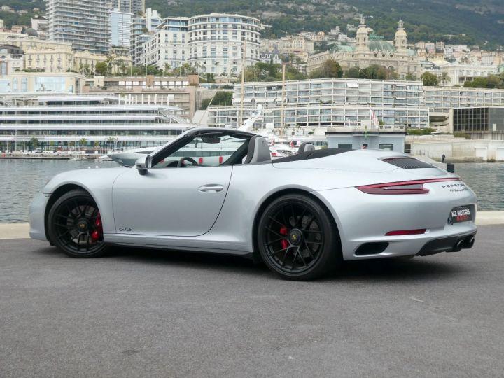 Porsche 911 991 II GTS CABRIOLET 3.0 450 CV PDK Argent Occasion - 10
